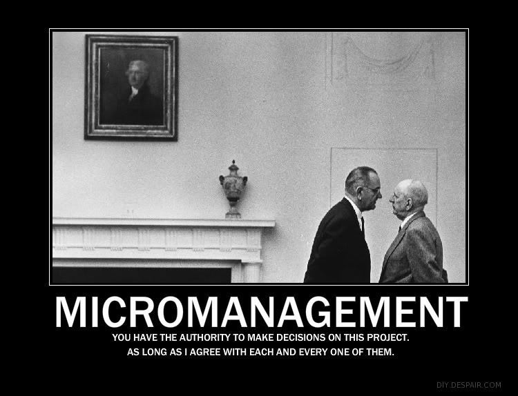 Signs You're Being Micromanaged (And What To Do About It)