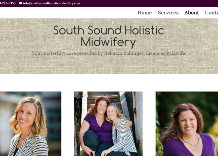 South Sound Holistic Midwifery